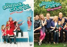 Good Luck Charlie Disney TV Series Seasons Collection BRAND NEW DVD SETS