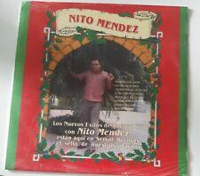 Nito Mendez Exitos de Navidad '88 Serval Record SEALED LP #4239
