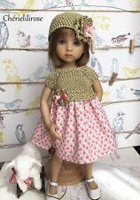 Tenue / OUTFIT pour poupée Little Darling, Chérie Corolle, Paola Reina