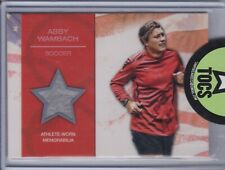 Abby Wombach 2012 US Olympic Team Relic Card Soccer