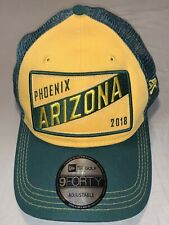 New Era Waste Management Phoenix Open 2018 Mesh Snapback Hat
