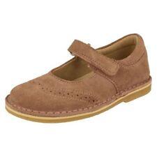 Chaussures à boucle en cuir pour fille de 2 à 16 ans pointure 25