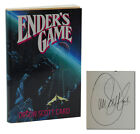 Ender's Game ~ SIGNED by ORSON SCOTT CARD ~ Advance Proof of the First Edition