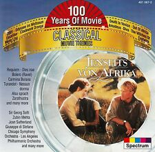 Classical MOVIE-themes/CD (Spectrum Music 461 067-2) - TOP-stato