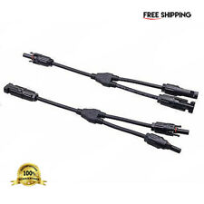 Y Branch Connectors Cable Solar Panel Cable Connector Cable Connector