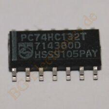 10 x 74LV14D Hex inverting Schmitt trigger Philips SO-14 10pcs