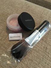 "Bare Minerals Set Kit Of 2 ""Big Sur"" Blush & Flawless Brush Brand New Free PP"