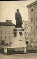 Salzburg Österreich Austria AK 1922 Mozart Denkmal Monument Statue Standbild