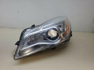 2014-2017 14-17 Buick Regal left side HID LED headlight 13426667 driver side oem