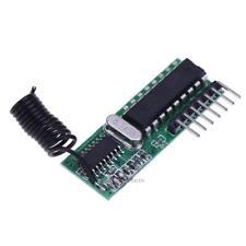 433Mhz Superheterodyne Wireless Transmitter Receiver Module for Remote Control