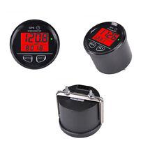 Red LED GPS Speedometer Recall Clock Voltmeter Fot Car Motorbike mph kmh
