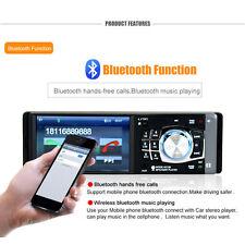 4.1in LED Screen Handsfree Car Radio Stereo MP3/4/5 Wheel Remote Control F7