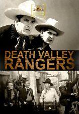 Death Valley Rangers 1943 (DVD) Ken Maynard, Hoot Gibson, Bob Steele - New!