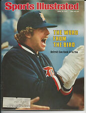 """1978 Sports Illustrated - Mark """"The Bird"""" Fydrych, Detroit Tigers"""