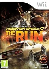 NEED for SPEED THE RUN for WII