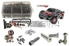 RC Screwz TRA039 Traxxas 1/10 Slash 4x4 Stainless Steel Screw Kit