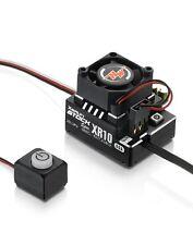 Hobbywing  XR10 Pro Stock Spec Sensored Racing ESC w/Fan Black (30112401)
