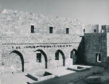LIBAN c. 1960 - Château Saint-Gilles Forteresse Mont-Pèlerin Tripoli - Div 11447