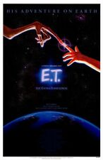 "E.T. Movie Poster [Licensed-NEW-USA] 27x40"" Theater Size (1982) Spielberg [ALT2]"