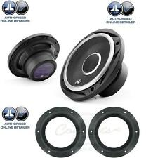 VW Transporter T5 JL Audio C2-650X 17cm COASSIALE 2 VIE PORTA ANTERIORE ALTOPARLANTE Upgrade