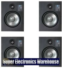 Revel By Harman IN WALL W760 In-wall High End Speaker (Bundle of 4 speakers)