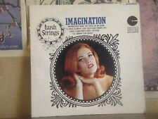 LUSH STRINGS, IMAGINATION - LP CS 1008 CHEESECAKE