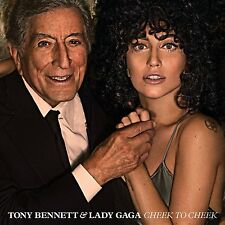 Tony Bennett & Lady Gaga - Cheek to cheek CD Deluxe +7 Bonus track NEW album