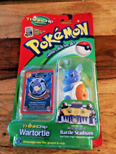 Pokemon Thinkchip Wartortle SEALED! Vintage - Retro - Rare - 90s