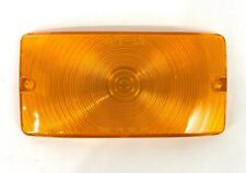 Front Amber Parking / Turn Signal Light Lens For 1969-1977 Ford Bronco