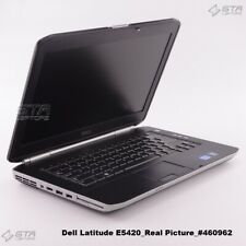 "Dell Latitude E5420 Laptop i5-2410M 2.3GHz 4GB/320GB/14""Win7 (#460962)"