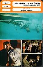 FICHE CINEMA : L'AVENTURE DU POSEIDON - Hackman,Winters 1973 Poseidon Adventure