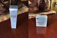 Bundle IT Cosmetics Bye Bye Pores Primer OilFree Poreless Serum.W/ByeBye Powder.
