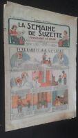 Revista Dibujada La Semana De Suzette que Aparecen El Jueves 1934 N º 51 ABE