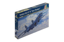 Italeri 0197 1/72 Scale Model Aircraft Kit Soviet Sukhoi SU-27 D Sea Flanker