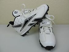 Reebok NFL Football Cleats Men's US Size 9.5 Black/White 802 KTS  20-179813 RB
