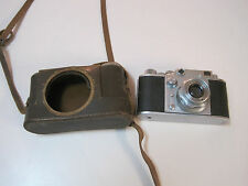 Vintage Minolta-35 Camera, CKS, occupied Japan, Super Rokkor 45mm f2.8, LOOK HTF