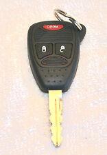 2007 Dodge Dakota Entry Key w/Wireless Transmitter OEM USED