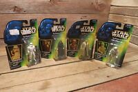 "Star Wars: ""The Power of the Force"" GREAT Addition Action Figures Collection!"