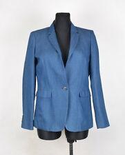 Massimo Dutti Damen Jacke Blazer Größe 40 USA8, echt