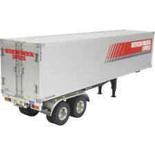 Caja de semi-trailer Tamiya 56302 Kit de remolque-para el uso con kits de camión tamiya 1:14 RC