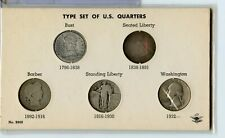 Type Set Of U.S. Quarters No. 9908 Silver lot collection - RX216
