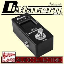 Dimavery pt-1 pedal Tuner suelo gratis