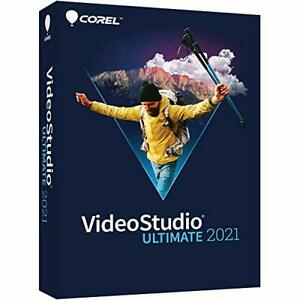 Corel VideoStudio Ultimate 2021 | Video And Movie Editing Software | Slideshow M