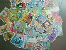 50 Different Libya Stamp Collection - Lot