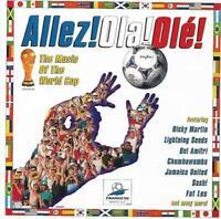 Various Artists - Allez Ola Ole-Music World Cup (CD) (1998)