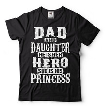 Father gifts from daughter, father daughter shirts, fathers day shirt for dad