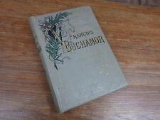 Alfred Assollant RECITS DE LA VIEILLE FRANCE FRANCOIS BUCHAMOR ill. JOB 1911