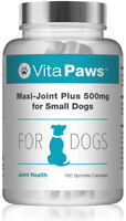 Maxi-Joint Plus 500mg VitaPaws™ 180 Sprinkle Capsules | For Small Dogs