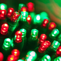 70 Cinco de Mayo Party Lights Green Red White Mini Lights Holiday Lighting 24 Ft