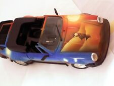 Airbrush Modell Car 1:24 Porsche 911 turbo (Tonka made in It)